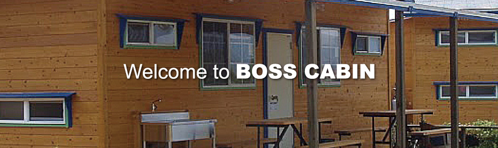 Welcom to BOSS CABIN